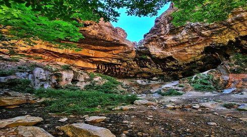 دره شمخال، زیبای ناشناخته دردل کوه های کهن